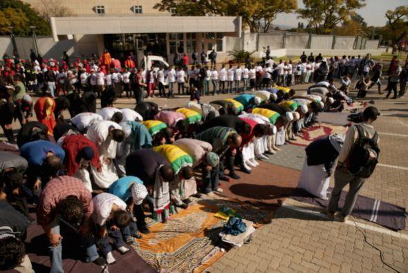 Las protestas contra Obama continuarán en el antiguo gueto negro de Sowe...