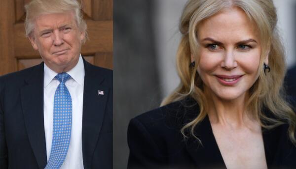 La actriz Nicole Kidman expresó que no le gusta opinar sobre tema...