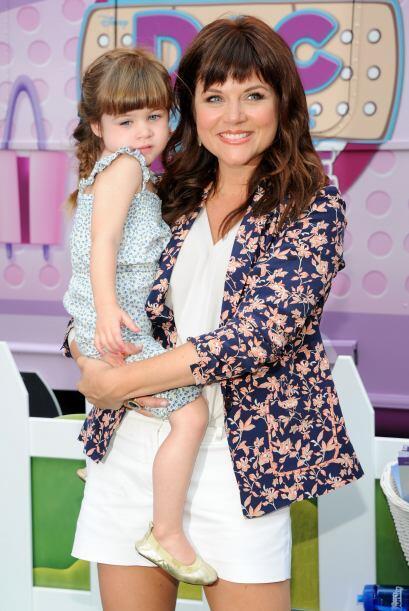 Y tienen una bella hija, Harper, de tres años.  Mira aquí...