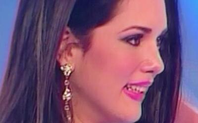 Mariangel Ruíz aclaró que no fue la mejor amiga de Mónica Spear