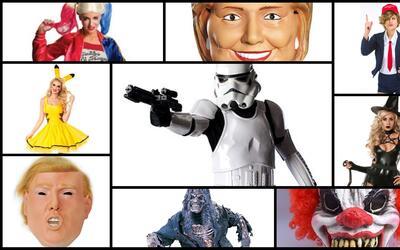 Los disfraces de Halloween más populares para adultos este a&ntil...