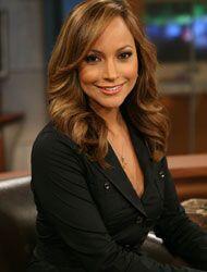 La presentadora de noticias en Despierta América Satcha Pretto le...