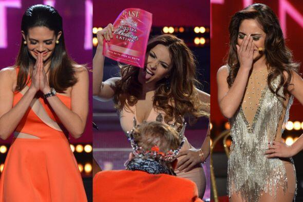 ¿Se imaginan la emoción que sintieron estas seis chicas al recibir su pase?