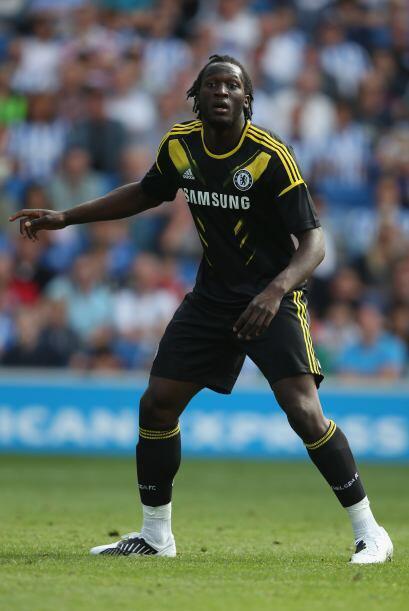 Luego de un primer año gris con el Chelsea, el delantero belga Romelu Lu...
