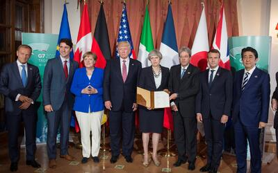 Terrorismo, migración y medio ambiente, los temas que discutieron los lí...