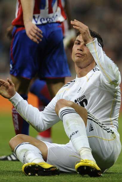 No jugó bien el Real Madrid, que en el primer tiempo aburri&oacut...