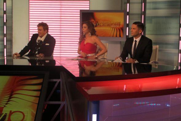 El juez de Nuestra Belleza Latina fue nuestro invitado especial y nos ad...