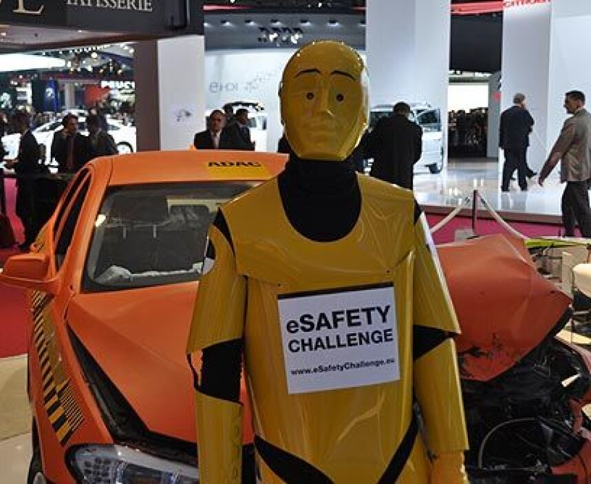 Señal de éxitoLos vehículos que se usan para estas pruebas frecuentement...