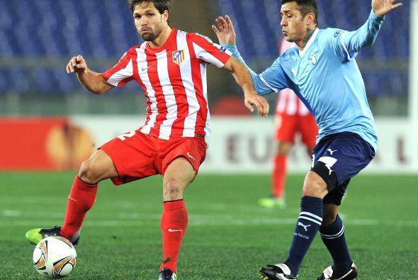 El brasileño Diego fue quien movía los hilos de su club en...