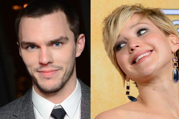 Jennifer Lawrence después de este romance, también tuvo uno fugaz con Ch...