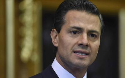 """Enrique Peña Nieto: """"Ningún presidente se levanta en la mañana pensando..."""