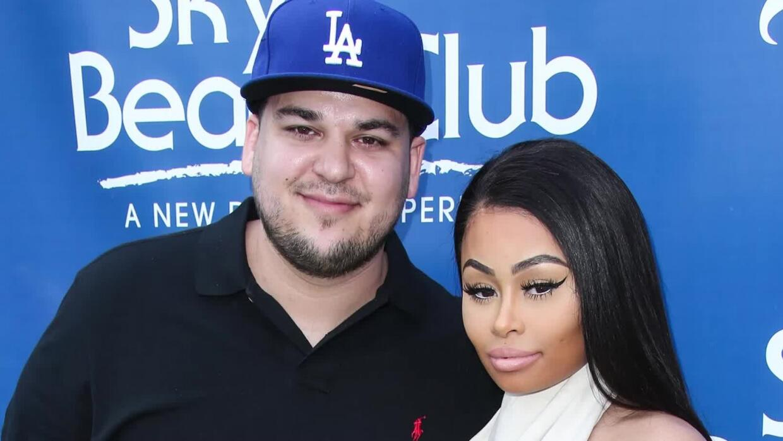Blac Chyna ya no vivirá en la casa de Rob Kardashian