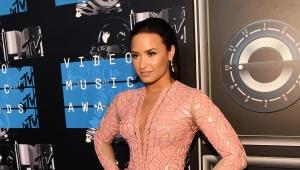 Demi Lovato en los MTV VMA's.