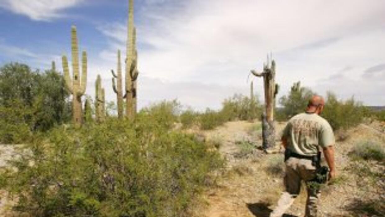La Patrulla Fronteriza inicia campaña para alertar a inmigrantes de los...