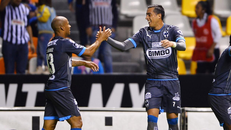Puebla vs. Monterrey