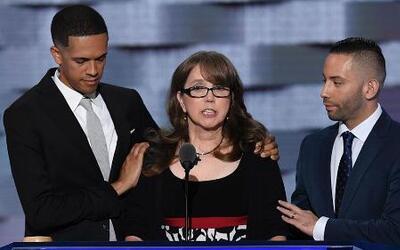 Madre de víctima de la Masacre de Orlando da mensaje conmovedor sobre la...