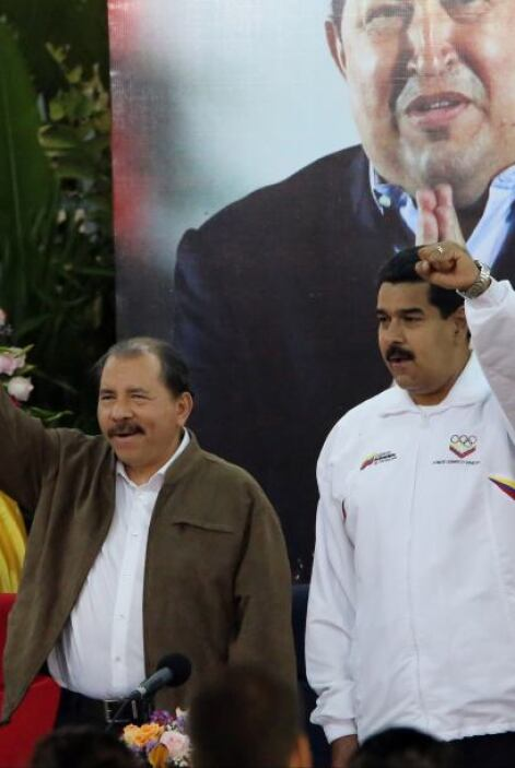 A un mes de tomar el poder, integrantes de la oposición divulvaron un pa...