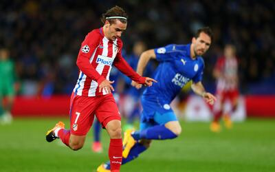 Leicester City vs. Atlético de Madrid