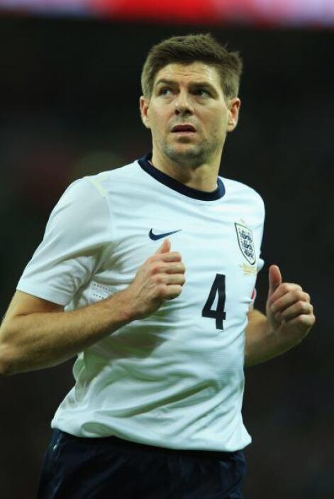 Steven Gerrard:Los años han pasado por el mediocampista inglés pero la g...