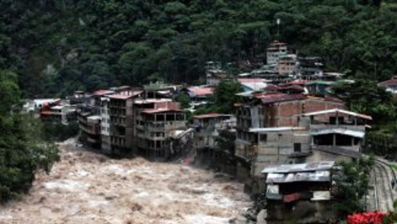 Los desbordes de varios ríos debido a las intensas lluvias, dejaron 19,2...