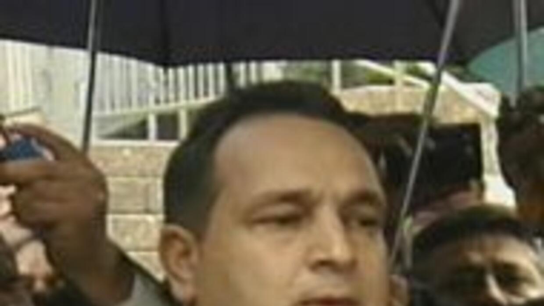 Hiram Monserrate fue declarado culpable de agresion en tercer grado. 449...