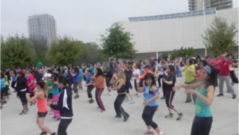 Ponte en forma con Univision 62 y los parques de Austin.