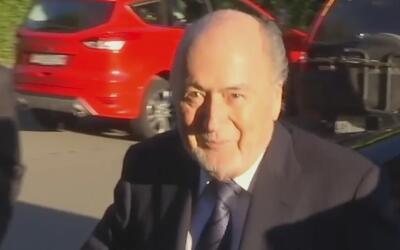 Joseph Blatter seguirá suspendido porque no prosperó su apelación al TAS