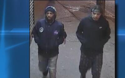Alerta en Staten Island por reiterados robos cometidos por dos hombres a...