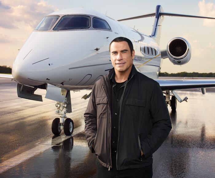 Puesto 19: John Travolta, además de ser un célebre actor, se dio un lujo...