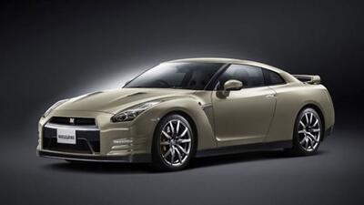 El Nissan GT-R 45th Anniversay tendrá color exclusivo.
