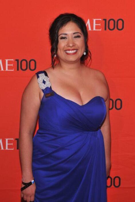 Dulce Matuz: Esta joven activista preside la Coalición por el DREAM Act...