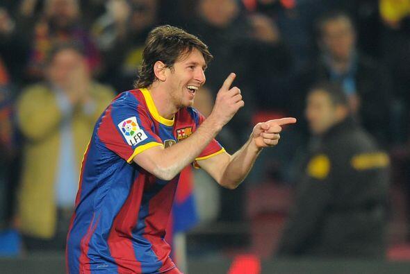 A nivel de futbolistas, puede ser discutido pero Lionel Messi dio mucho...