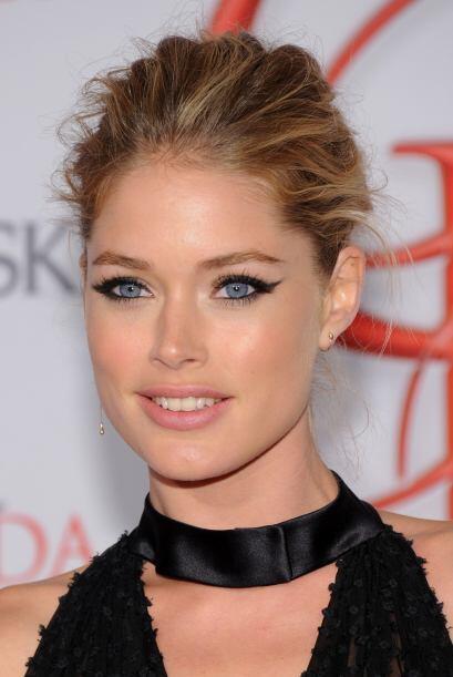 Actualmente esta bella modelo es una de las más famosas del mundo y sigu...