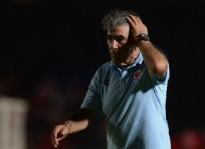 Carlos Reinoso: ' Solo nos queda llorar'