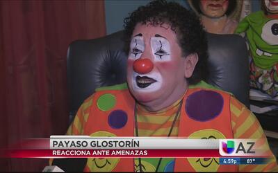 """Payasos profesionales reaccionan ante """"fenómeno""""nacional"""