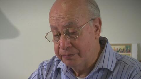 Hombre de 70 años de edad lleva toda su vida buscando a su familia paterna