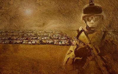 A former Military Police officer says hundreds of Iraqi detainees at Tal...