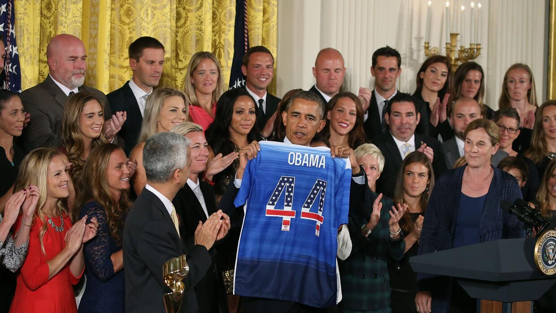 Equipo Femenil USA