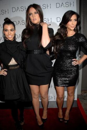 Khloé Kardashian no es precisamente una de las mujeres más bellas de Uni...