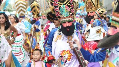 Celebra el desfile de la Hispanidad en Nueva York