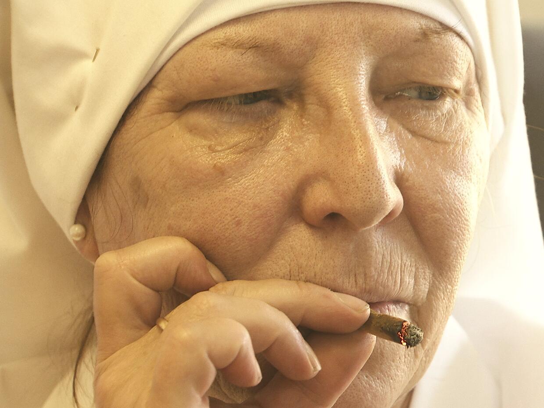 Las 'Hermanas del Valle', unas devotas del cannabis