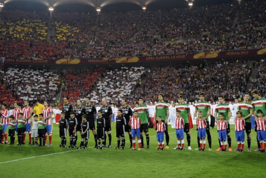 Un dato histórico: El Atlético de Madrid nació en 1903 como una filial d...