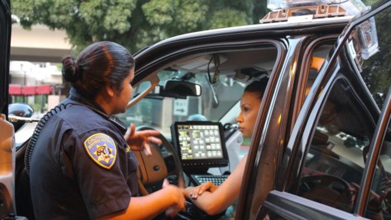 Mujeres, únanse alCalifornia Highway Patrol