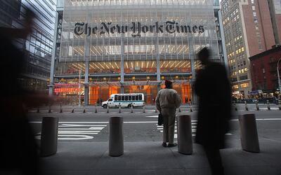 El FBI investiga violaciones de ciberseguridad contra periodistas del di...