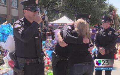 Solidaridad entre la comunidad tras tragedia en Dallas
