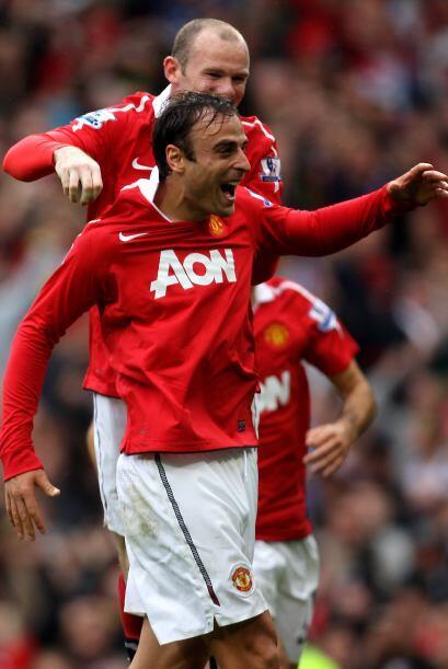 La victoria del Manchester United en el 'derby' de Inglaterra y los triu...