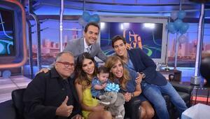 El adorable hijo de la conductora con Anibal Marrero hizo su debut en El...
