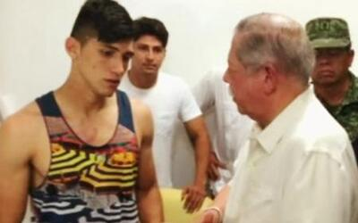 Confirman liberación y rescate del futbolista Alan Pulido