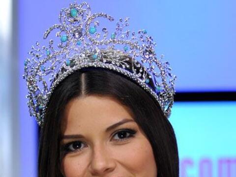 El día después de la coronación, Ana Patricia tuvo...