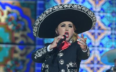 Alicia Villarreal nos dio un adelanto sobre su nueva producción discográ...